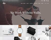 Portfolio Full Page - Rare WordPress Theme