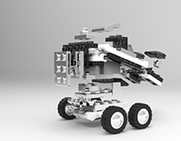 LEGO CHROME SERIES XII