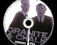 Granite & Chalk — Identity for a short film