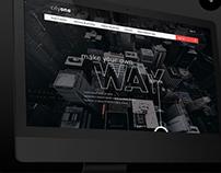 UI design › GM CityOne [ MavenDrive.com ]