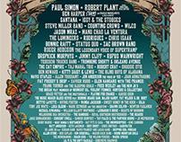 Byron Bay Bluesfest 2013