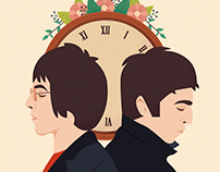Oasis Music Pill - Be Here Now