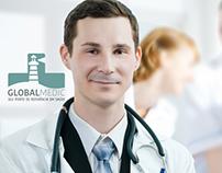 GlobalMedic - Redesign