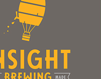 Insight Brewing Homecoming Promotionals