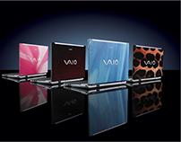 Vaio Splash Cover Design