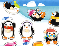 Penguins puzzle