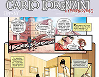 AI.Carlo Lorenzini Hypernovels - COLORS