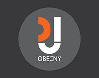 DJ Obecny logo design