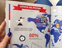 Russian Tourism/ Infographics
