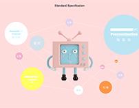 你好大海 & 全球ip设计实验室/作品 《MATT》IP形象设计
