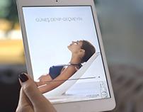 L'Occitane - Güneşten Koruyan Reklam