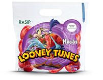 Rasip | Maçãs Looney Tunes