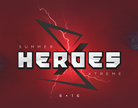 Summer Xtreme 2016: Heroes