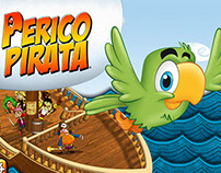 Perico Pirata (Storybook for children App)