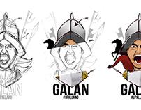 Galán - Cuadrillas de San Martín - Colombia