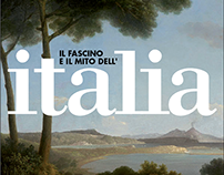 Il fascino e il mito dell'Italia - Exhibition design