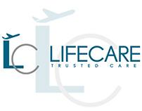 LifeCare - Medical Tourism Logo Creative #healthcare