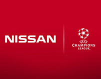 NISSAN Champions League Global Campaign