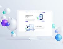 Teamfocus Branding & UI Design