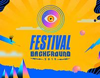 Background festival