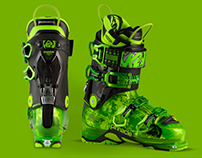 Pinnacle 130 Ski Boots