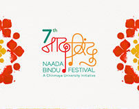 Naada Bindu Festival (Performing Arts Concert Branding