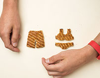 Liga - Biscuits | Stopmotion commercial