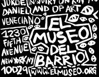 REBRANDING: EL MUSEO DEL BARRIO