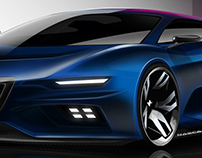 Italdesign/Bmw Nazca C2 Concept 2019