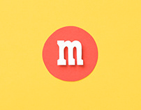 M&M`s | Stop motion animation