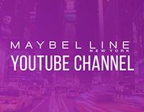 MNY Türkiye Youtube Channel Art + Logo design