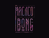 Vinilo Macaco Bong