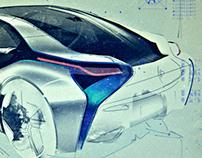 BMW i8 - Organised Lightning