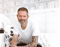 Portrait | Peter WIlds - Interior Designer