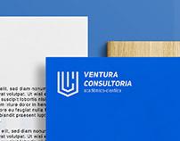 Ventura Consultoria | Identidade Visual