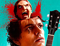 My Bloody Banjo Film Key Art