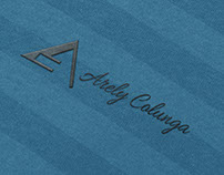 Arely Colunga - Personal Brand Logo
