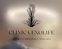 Clínica Exolife — Graphic Identity