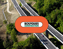 BOUYGUES CONSTRUCTION - Website design - 2nd proposal