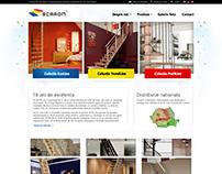 SCAROM - stair manufacturer