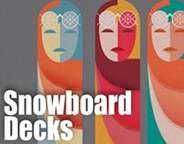 Snowboard Decks