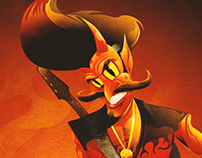 Devil - Character design challenge
