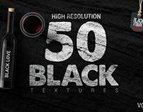 50 Black Textures vol.3