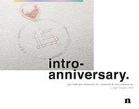Aniversario Intro Restaurant
