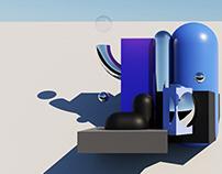 3D Compositions
