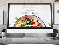 Landing Page Politécnico Internacional Gastronomía