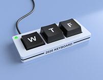 2020 keyboard