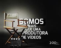 Apresentação Institucional - 200mm filmmaker