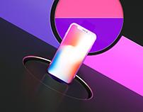 Creative Design Iphone X