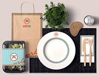 Kadıköy Cafe - Corporate ID Design